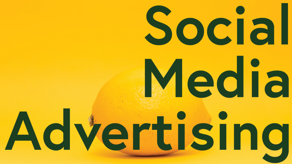social media advertising meath