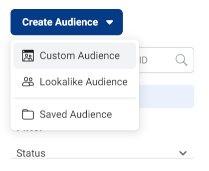 create facebook audience