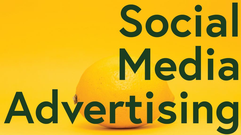 social media advertising meath